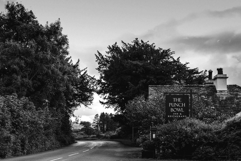 The Punch Bowl Inn pub